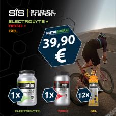 SiS PAKET Electrolyte+REGO+12×GEL