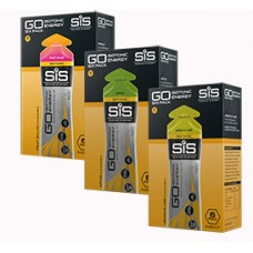GO Isotonic GEL 3×(6×60ml)