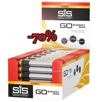 GO Energy Bar 30×40g ::krajši rok1::