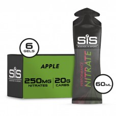 SiS Performance Nitrate Gel - 6×60ml