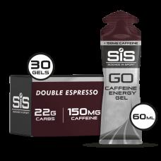 GO Gel + Caffeine Double Espresso 30×60ml