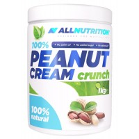 ALLNUTRITION 100% Peanut Butter CREAM crunch 1000g