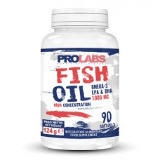 PL FISH OIL Omega 3 90 kap
