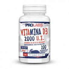 PL VITAMIN D3 2.000 U.I. - 200 MICRO TABLETS